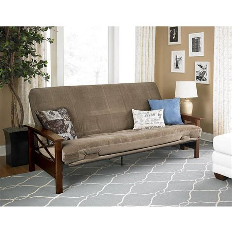 Sauder Futon by Sauder Studioedge Deshler Convertible Futon Sofa