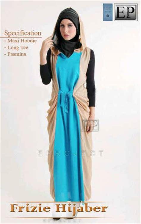 Dress Maxi Wanita Muslim Goldine Bahan Katun Mix Tenun Xl baju muslim frizie hijaber 3in1 hijabers spandex gaun