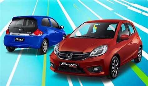 Kaos Otomotif Mobil Honda New Brio Satya Siluet 2 Baju Mobil Tshirt new honda brio