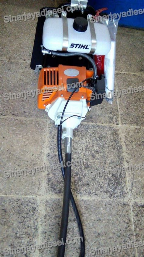 Mesin Potong Rumput Stilh product category pemotong rumput gendong sinar jaya diesel