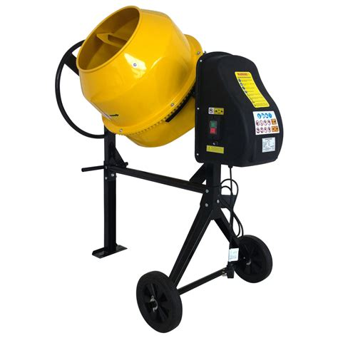 Mixer Heavy Duty bentley heavy duty 125l 230v cement mixer buydirect4u