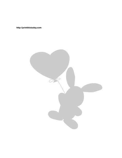 printable valentine stencils love birds stencil cake ideas and designs