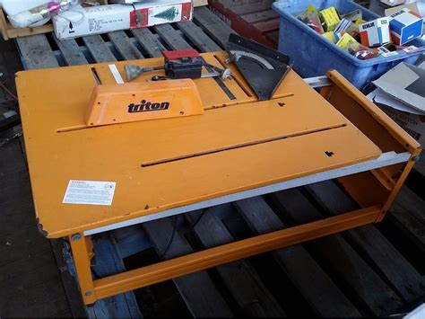 triton bench triton saw bench not tested 94223 6
