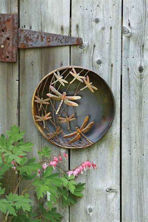 Copper Garden Decor 20 Best Collection Of Copper Outdoor Wall Wall Ideas