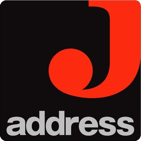 art and design address j address free vector in encapsulated postscript eps