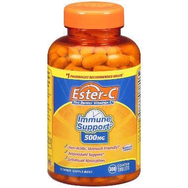 ester c ester c 174 vitamin supplement 500mg 300 ct sam s club