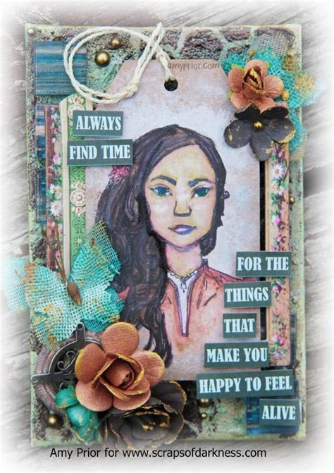 scrapbook canvas tutorial 269 best images about tutorials mixed media
