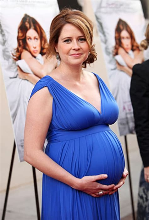 hot office pregnancy jenna fischer summer pregnancies 2011 us weekly