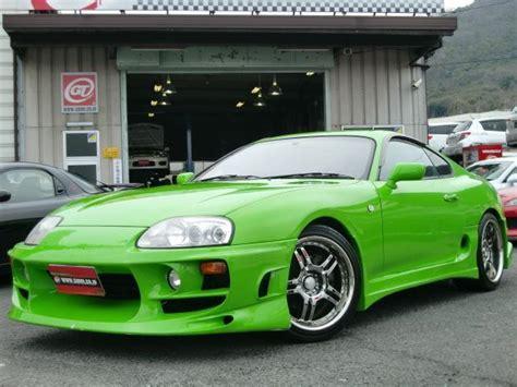Toyota Supra Sz R Featured 1994 Toyota Supra Sz R At J Spec Imports
