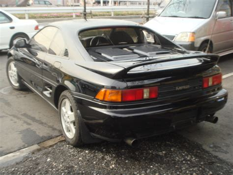 Toyota Mr2 Turbo For Sale Toyota Mr2 Gt Turbo Sw20 For Sale Car On Track Trading