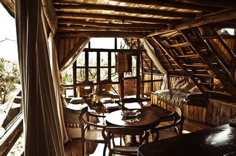 amazing tree house hotels eccentric hotels