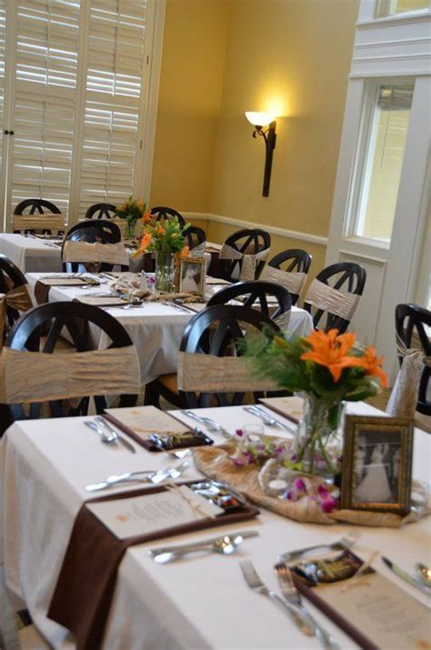 50th anniversary party ideas on a budget gallery of 50th 50th anniversary tables party planning pinterest