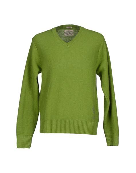 Sweater Wrangler Lyst Wrangler Jumper In Green For