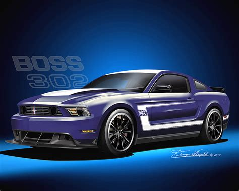 ford mustang prints 2011 2012 ford mustang prints posters by danny