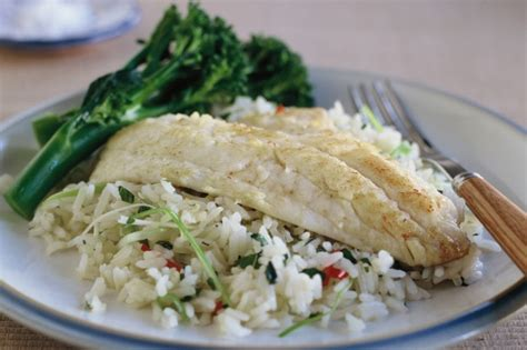 Meatloaf Recipe by Fish With Fragrant Lemon Grass And Chilli Rice Recipe