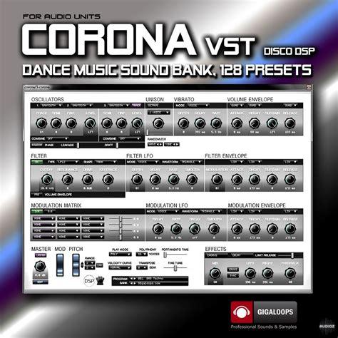 sound bank giga loops discodsp corona vst sound bank 187 audioz