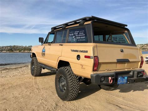 sema jeep grand 1987 jeep grand wagoneer sema for sale