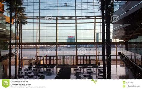 general motors headquarters interior general motors headquarters editorial photo