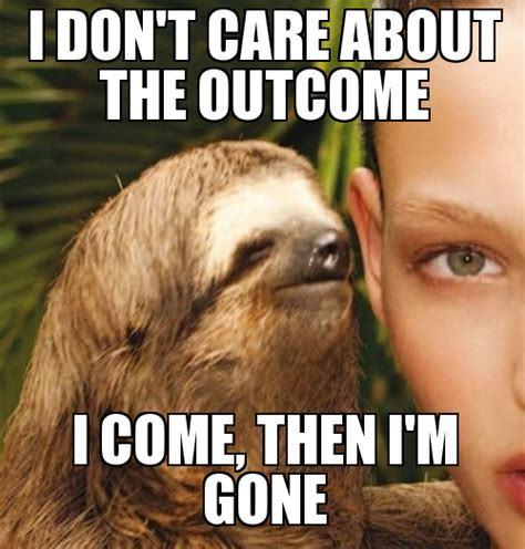 Perverted Sloth Meme - rapist sloth gif www imgkid com the image kid has it