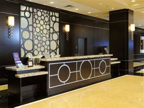 layout front office hotel modern reception furniture spa front desk hotel front