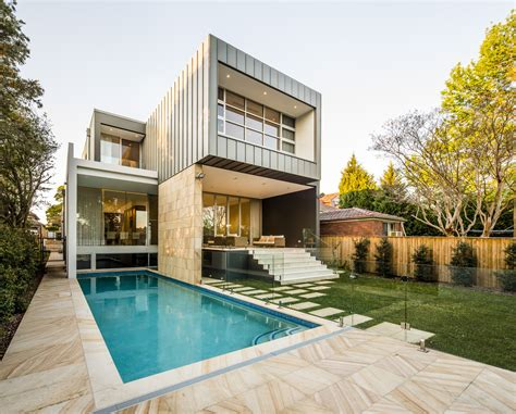 perfect house perfect box house by zouk architects