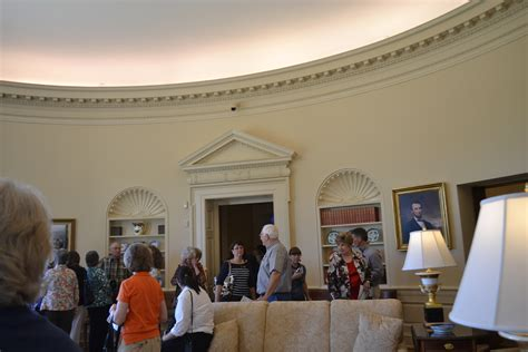 oval office through the years george w bush presidential library