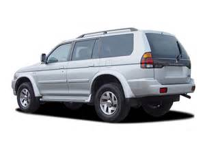 2004 Mitsubishi Montero Sport 2004 Mitsubishi Montero Sport Reviews And Rating Motor Trend
