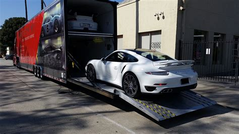 luxury car transport exotic car shipping haulcars