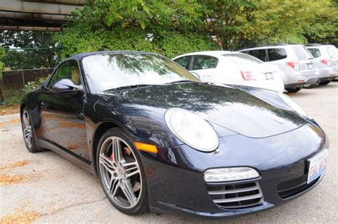 Porsche 911 4s For Sale Usa by Sell Used 2009 Porsche 911 Cabriolet 4s In Evanston