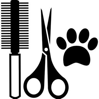 New Gunting Rambut Flat Cut Hair hairdresser icon vectors photos and psd files free
