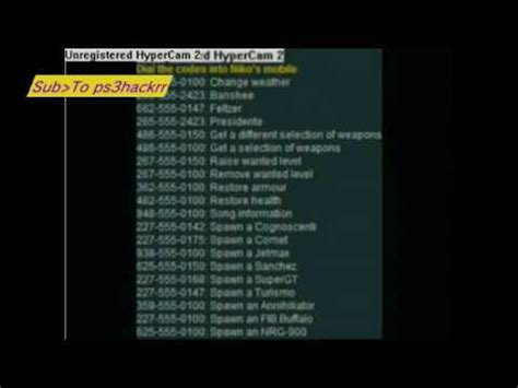 5/4/2013 3:42 pm gta iv cheats pc ps3 xbox 360 youtube