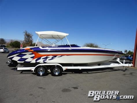 Commander 26 Signature Click To Launch Larger Image | 2002 commander 26 signature powerboat for sale in nevada