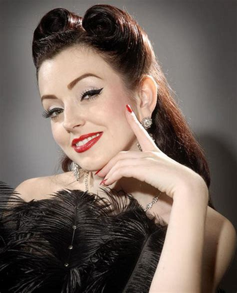 soft pin up hairstyles find your hair style