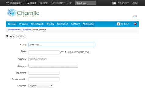 Chamilo Developer installatron apps lounge it gmbh cloud hosting
