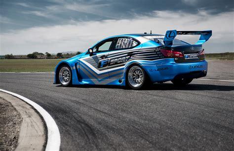 lexus racing lexus is f race car generates 600 horsepower