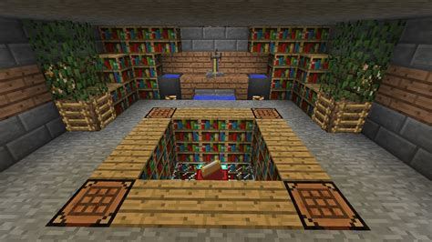 awesome potions and enchanting room nicely decorated