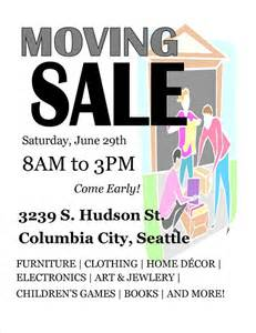 moving sale please spread the word