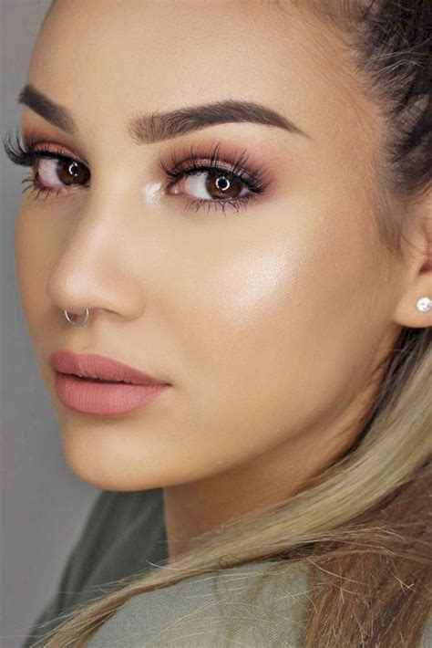 makeup naturales 37 best makeup ideas for any season fashionetter