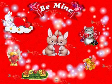 Valentine S | be mine valentine s day wallpaper 2623656 fanpop