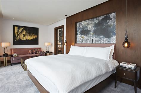 Hton Interiors by New Penthouse Suite Revealed At Bankside