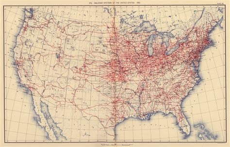 railroad map usa doc butler s u s history website for students maps