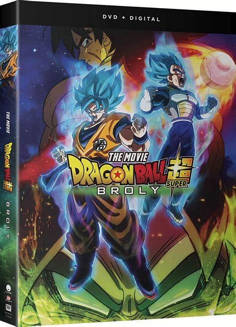 comprar dvd dragon ball super broly dvd archoniacom