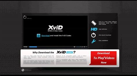 download youtube xvid xvid codec download youtube