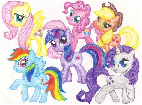 my little pony wallpaper hd desktop backgrounds for free