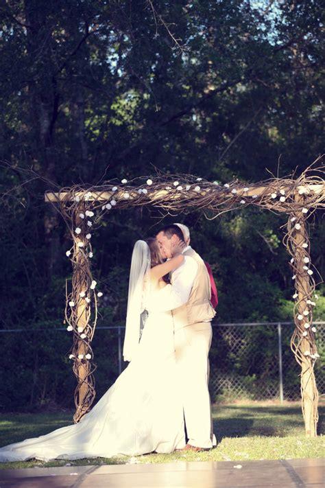 backyard rustic wedding triyae simple rustic backyard wedding various