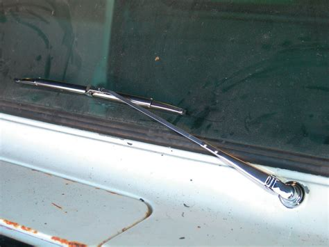 how to install a wiper motor how to install wipers on your classic truck rod network