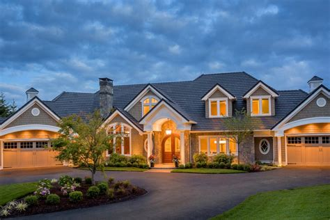custom houses custom home builders