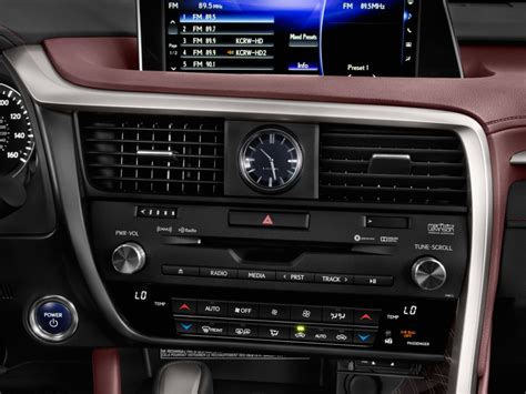 lexus awd system image 2017 lexus rx rx 450h awd audio system size 1024