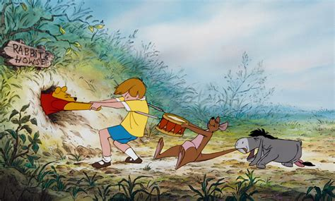 libro winnie the pooh a tree for and the honey tree winnie the pooh pictures to pin on pinsdaddy