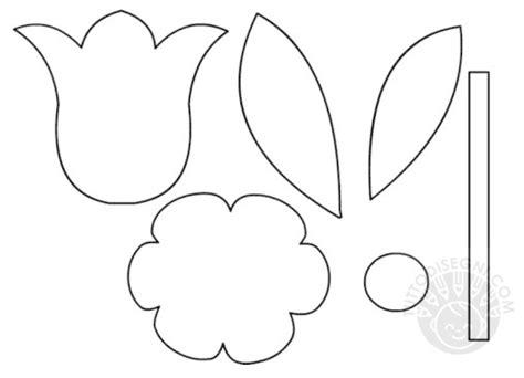 forme fiori da ritagliare tutto disegni disegni da colorare biglietti auguri